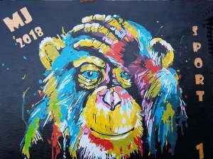 MonkeyJumble 2018 …. and we did it again